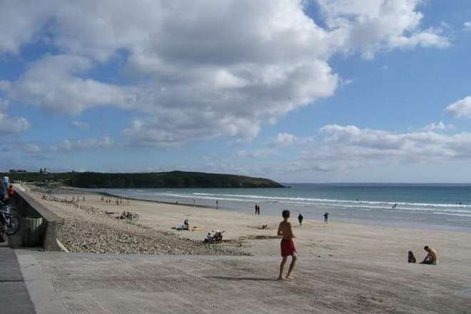 trez bellec beach -