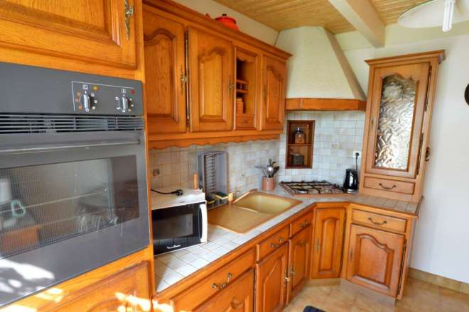 kitchenette -